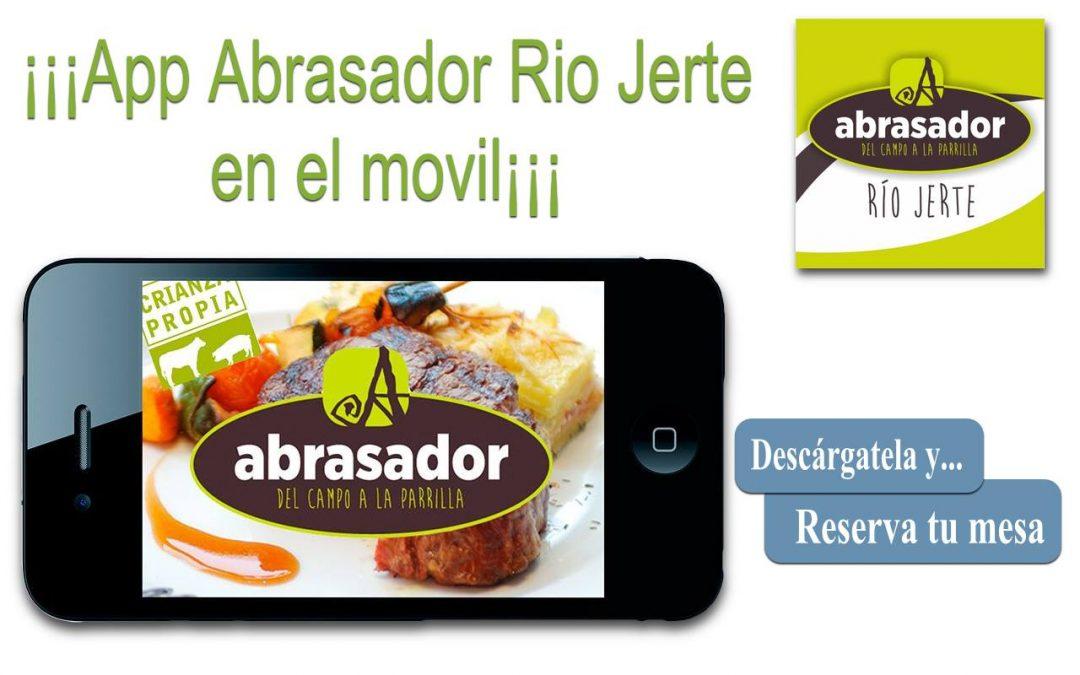 App Abrasador en tu móvil