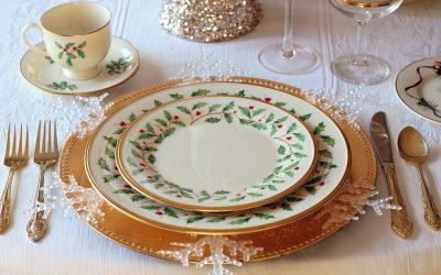 Tu mesa en Navidad
