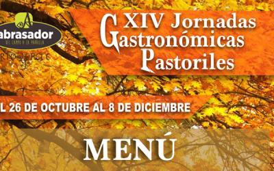 XIV JORNADAS GASTRONÓMICAS PASTORILES